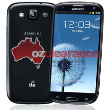 GRADE D Samsung Galaxy S3 i9305/i9305T 4G | 16GB | Black | Screen Crack