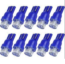10 Stück Auto LED Licht T10 SMD Keil 194 168 Auto Birne Licht Lampe Blau W