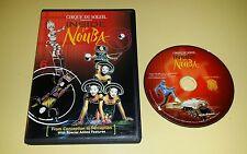 CIRQUE DU SOLEIL PRESENTS INSIDE LA NOUBA - DVD *RARE oop
