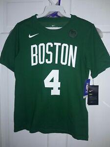 Isaiah Thomas Boston Celtics Nike basketball jersey T-Shirt NBA NEW Kids Youth M