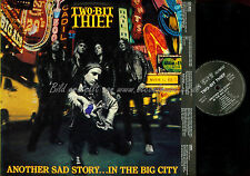 LP--TWO BIT THIEF ANOTHER SAD STORY IN THE BIG CITY //OIS// W GERMANY