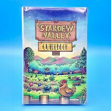 Stardew Valley Guidebook v1.5 4th Edition 2021 Strategy Guide Art Book Switch PC