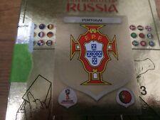 PANINI 2018 WORLD CUP RUSSIA GOLD EDITION STICKER#112