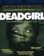 Deadgirl [New Blu-ray]