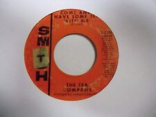 The Tea Company Flowers/Come and Have Some Tea 45 rpm Smash Records VG- psych