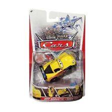 DISNEY CARS 2 Y1299/Y1303 JEFF GORVETTE NEU UND OVP