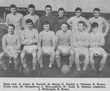 Swansea Ciudad Foto de Equipo de fútbol > 1965-66 temporada