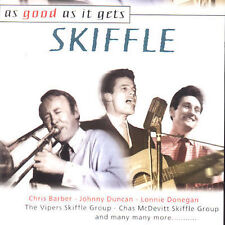 Audio CD As Good As It Gets: Skiffle - Various Artists - Free Shipping