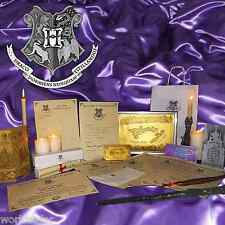 Harry Potter Hogwarts ULTIMATE MAGIC GIFT SET Perfect Christmas Xmas present! x