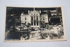 Antike AK 1931 Schloss Linderhof Allgäu gel. Postkarte