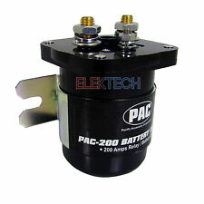 PAC200 High Current Relay Dual Battery Isolator 200 AMP for Multi-Battery System
