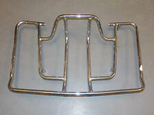 HARLEY DAVIDSON 97- 13 TOURING CHROME LUGGAGE RACK FOR TOUR PAK