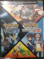 Guida Pokémon Versione bianca 2/nera2 Volume 1 sigillata