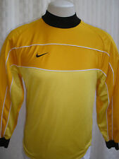 NIKE TEAM USA SOCCER GOALIE JERSEY MEN'S SIZE 5  HEIGHT 173 VINTAGE MADE IN UK