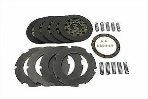 Clutch Pack Kit Police Type for Harley Davidson by V-Twin