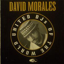 CD DAVID MORALES - uniti d'america djs of mondo