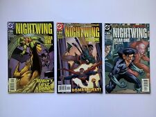 Nightwing #101-106 Year One comic lot / 2005 / Chuck Dixon /