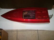 Dumas Deep Vee RC Boat Fibreglass  Nitro Gas 38 inch