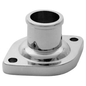 Proform Thermostat Housing 66207; Chrome Aluminum