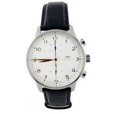 IWC Portuguese Chronograph Stainless IW3714-45