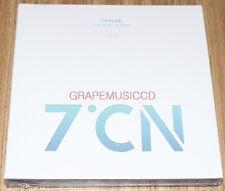 CNBLUE 7ºCN 7th Mini Album K-POP CD + PHOTOCARD + POSTCARD + FOLDED POSTER NEW