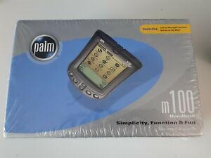 NEW Palm One m100 Handheld PalmOne PDA Palm Pilot factory sealed