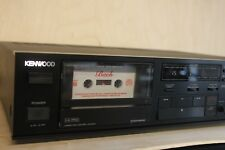 CLEAN Kenwood KX-660HX cassette deck made in JAPAN TESTED-WORKS-EXCL condition