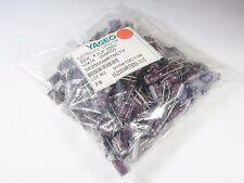 200 x 4,7uF 105°C 250V ELKO radial YAGEO Japan Originalverpackung #13E52#