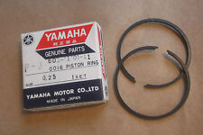 YAMAHA P35  P 35  1960s OUTBOARD GENUINE PISTON RING SET (0.25) - # 603-11601-11