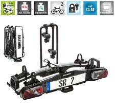 EUFAB Fahrradträger für Anhängerkupplung Premium II plus