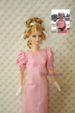 OOAK Emma Woodhouse Custom Barbie Doll Jane Austen Gwyneth Paltrow Regency Era