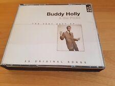 Buddy Holly & The Picks - The very best of  - 2 CD-Box - aus Sammlung