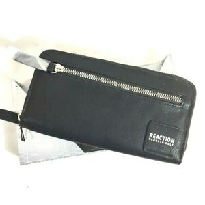 Kenneth Cole Reaction Wallet Zip Around Wristlet