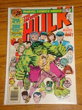 INCREDIBLE HULK #200 VOL1 MARVEL COMICS ANNIVERSARY JUNE 1976