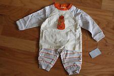 NWT Gymboree Boys Happy Harvest 2-pc Happy Pumpkins Top~Striped Pant 12-18 mos