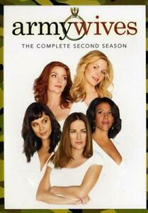 Army Wives The Complete Second Season Series 2 TV Show DVD NEW Catherine Bell