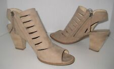PAUL GREEN MINDY SANDAL SISAL LEATHER SIZE 10.5US / 8UK