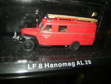 1:72 Ixo LF 8 Hanomag AL 28 vigili del fuoco VP