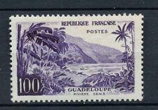 France 1959 SG#1356b 100f Guadeloupe MH Cat £31 #A19452