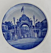 Royal Copenhagen Tivoli Mini Plate