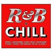 Various Artists - R&B + Chill (3xCD) Drake, Justin Bieber, Mary J Blige