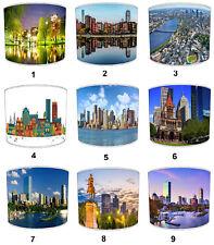 City Of Boston Paralumi, Ideale da Abbinare City Of Boston Cuscini & Cover