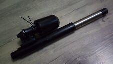 Hubmotor  Getriebemotor  Lienearantrieb  REAC AB12/24VDC  120mm Hub
