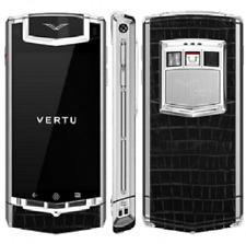 VERTU Ti Android Smartphone TITANIUM Alligator EDITION 100% ORIGINAL Luxushandy