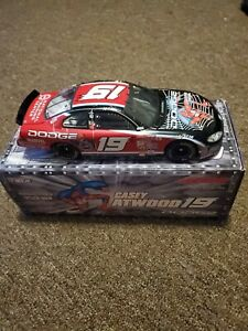 Action 2001 Nascar Casey Atwood #19 Ultimate Spider-Man 1:24 Scale