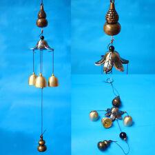 Windspiel Klangspiel Metall Glocken Deko Mobile Garten Feng Shui