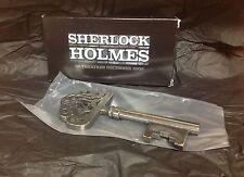 Sherlock Holmes Apt 221 B LARGE KEY Wine Bottle Cork Screw 2009 MOVIE SWAG PROMO