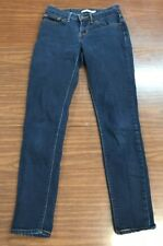 Levis 711 Skinny 25 Actual: 27x27 juniors