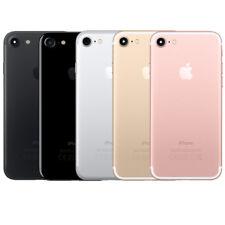 CHASSIS COMPLET ASSEMBLÉ COQUE ARRIERE POUR iPHONE 7 NOIR / GRIS / OR / ROSE