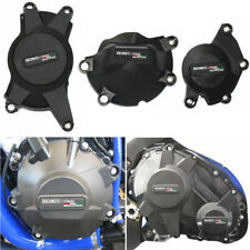 Right Engine Cover Crash Pad Slider For SUZUKI GSXR 600//750 96-05 GSXR1000 01-08